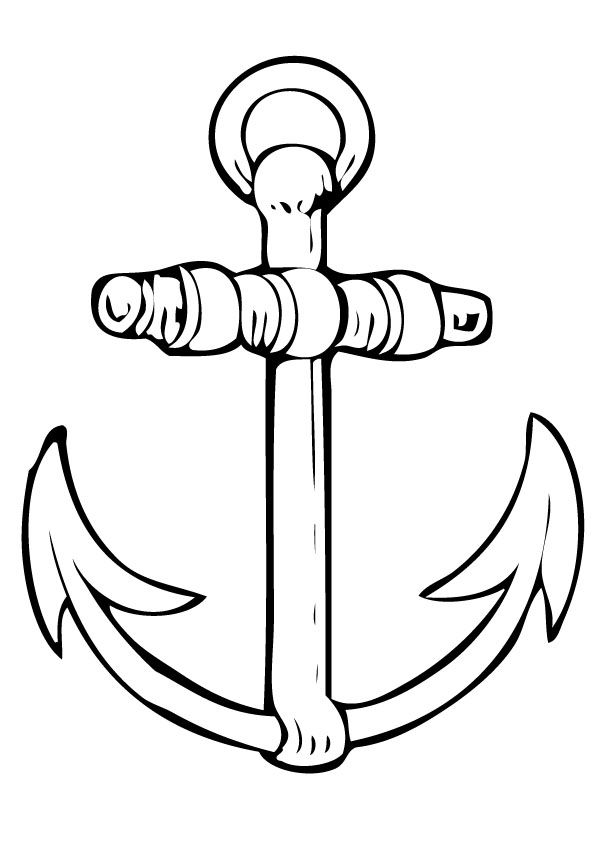 Anchor Drawings | anchor drawing picture