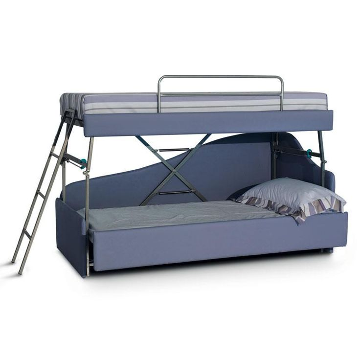 letto-divano multifunzionale/multifunctional sola bed basic 4