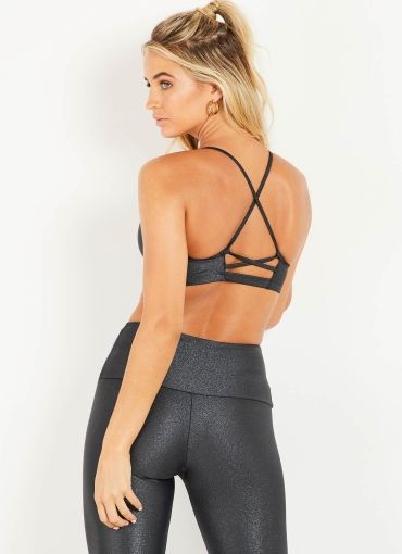 Spirit Bra - Black Sparks [Follow us: @Peppermayo for more cuteness and daily fashion inspo.]