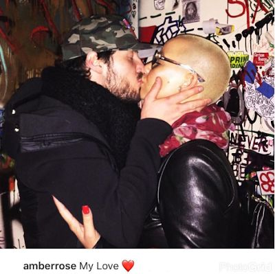 Amber Rose confirms she is dating Val Chmerkovskiy - http://www.thelivefeeds.com/amber-rose-confirms-she-is-dating-val-chmerkovskiy/