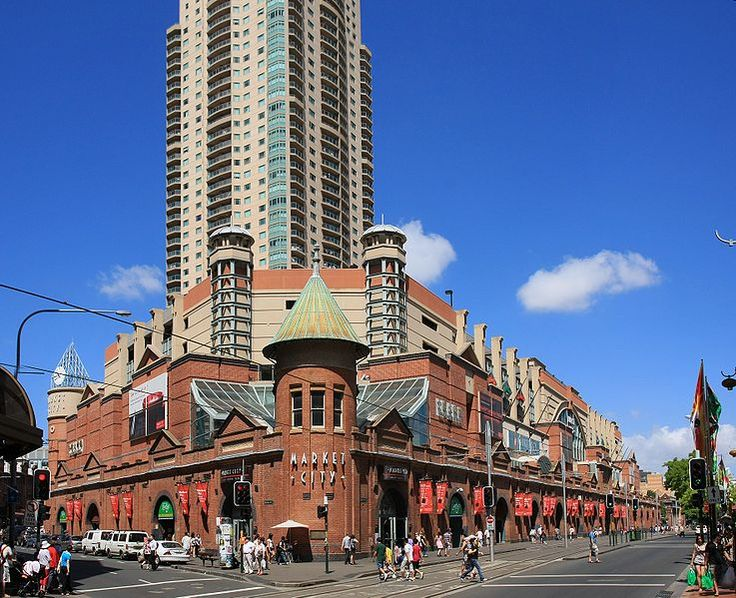 Paddy's markets #sydney #shopping #accorcityguide The nearest Accor hotel : Novotel Rockford Darling Harbour