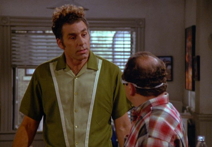 Retail is for suckers, Kramer, Seinfeld
