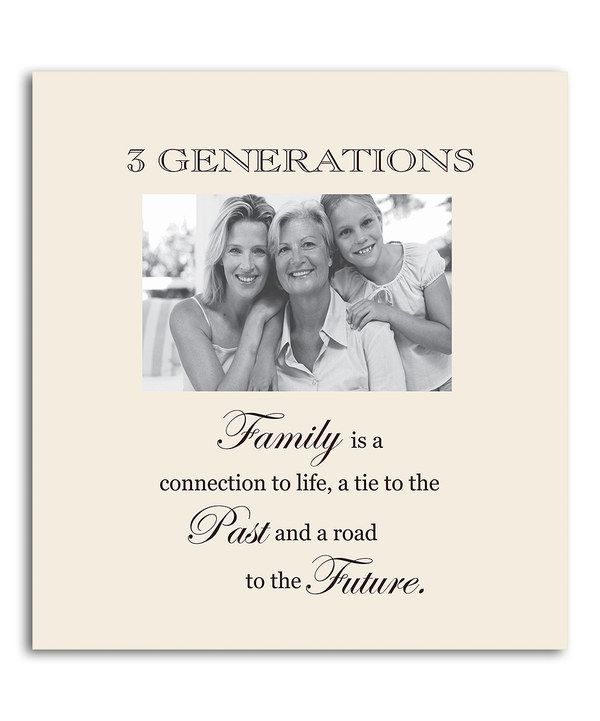 Nice 3 Generations Picture Frame Collection - Ideas de Marcos ...