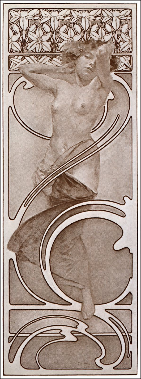 ❤ - Alphonse Mucha | Documents Decoratifs - 1901.