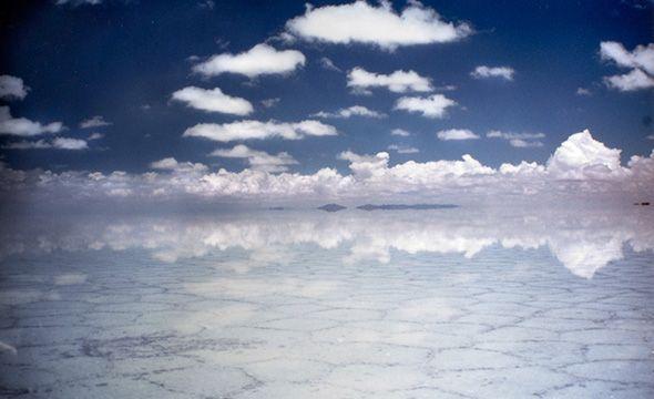 Salar de Uyuni, Boλιβία