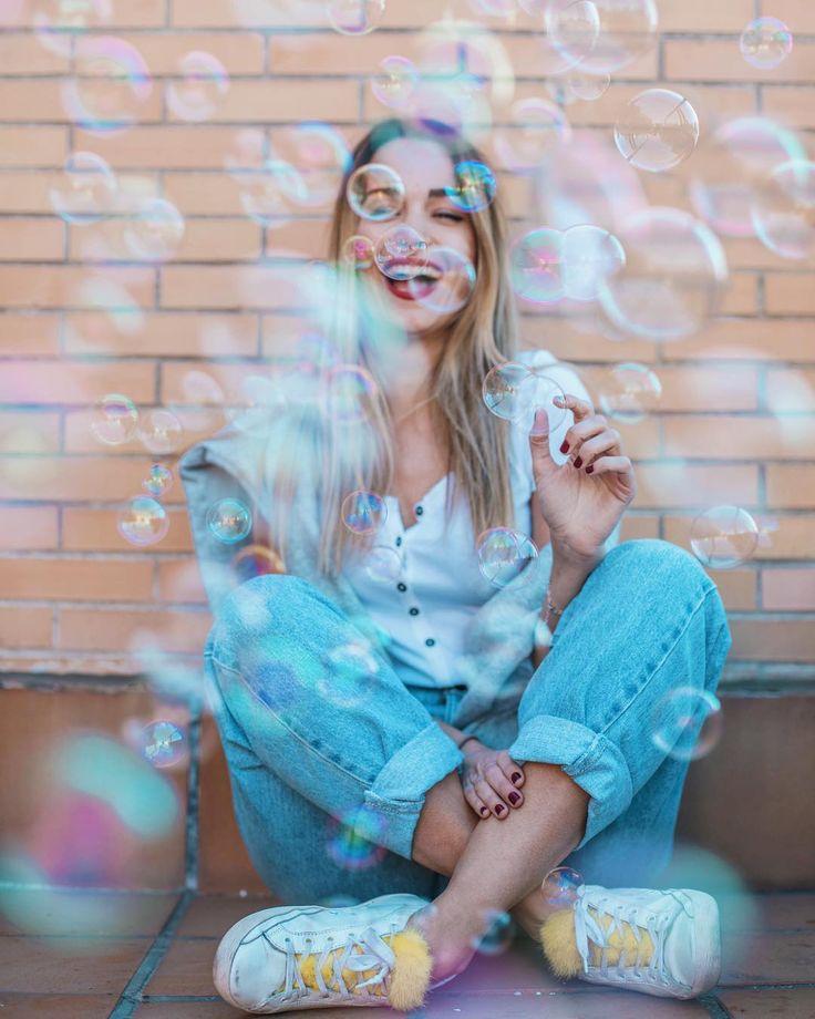 Bubble Trouble 💙 EXPECTATIVAS cuando compras una máquina de burbujas (algo s…