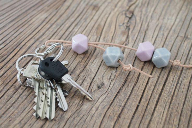 DIY - Key chain by katrineguldbaek.dk