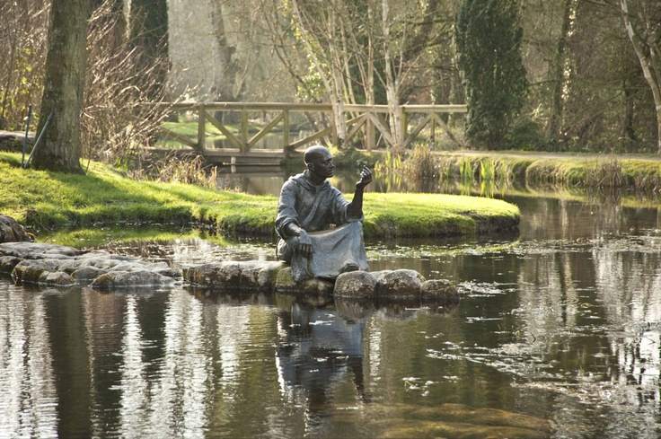 St. Fiachra's garden a place to relax, reflect and meditate