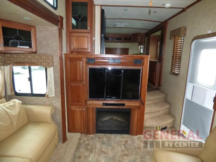 Used 2012 Dutchmen RV Infinity 3870FK Fifth Wheel at General RV | North Canton, OH | #145031