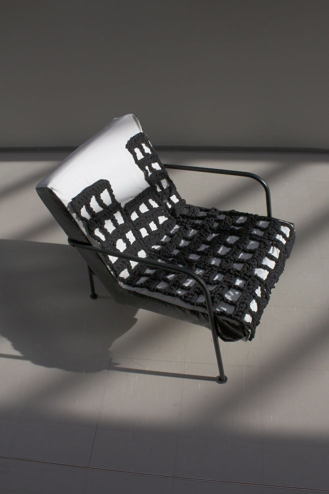 New York chair made by Aino