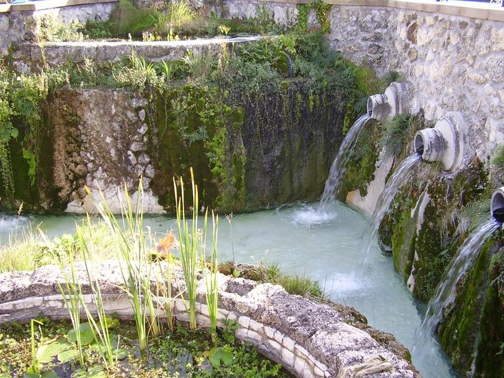 Healing water of Eger - http://www.egertermal.hu/en/