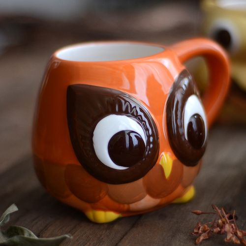 The Night Owl #Mugs