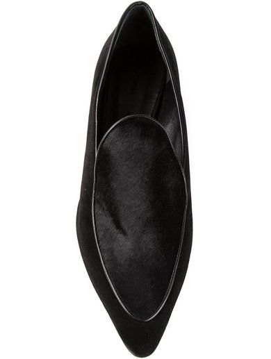 Proenza Schouler Pointed Toe Loafers