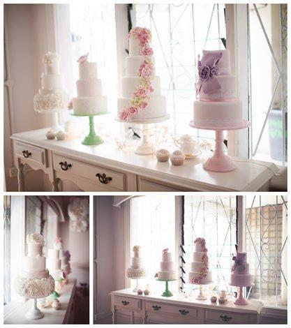 beautiful cake shop
