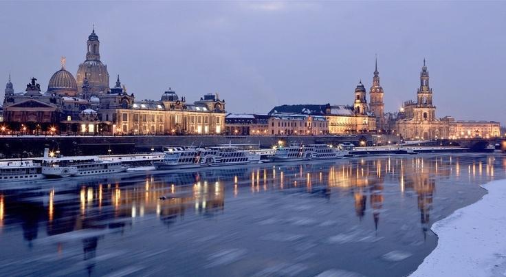 Brühlsche Terrasse, Dresden