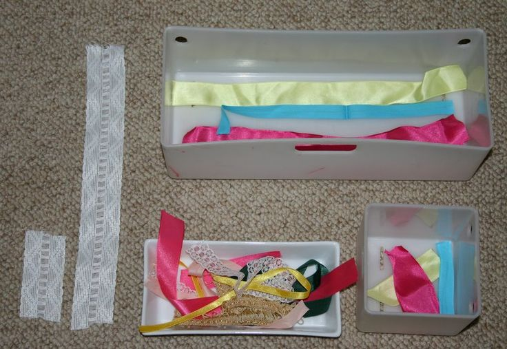 ribbon long short sort