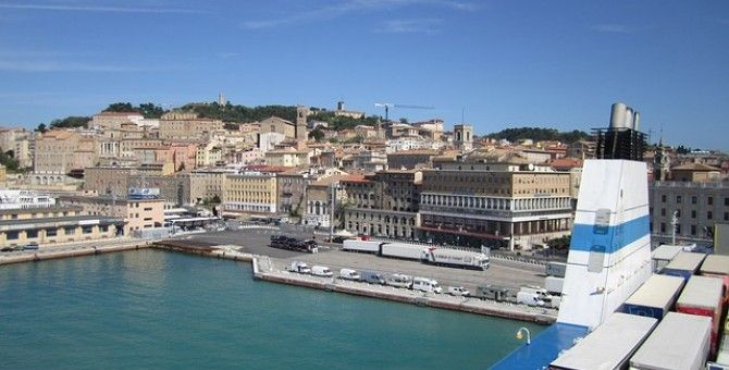 A to Z Italy: A is for Ancona