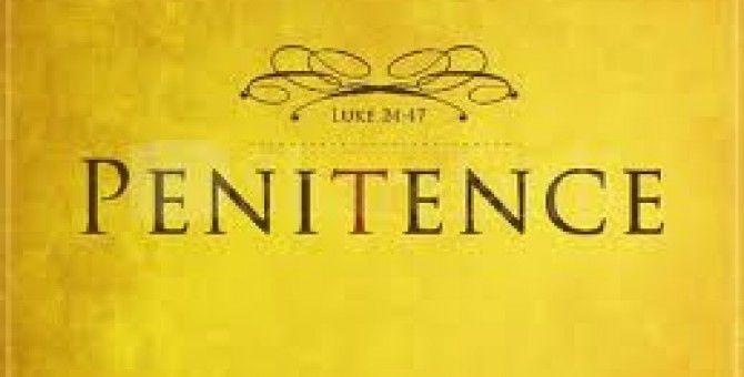 Penitence Part II