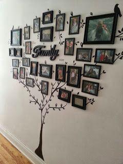 Arvore genealogica/ family tree.