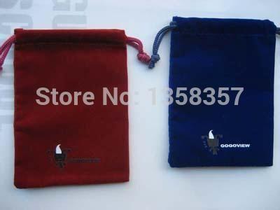 Прямой Производитель бархатный шнурок мешки для настольного пк мобильный телефон  HDD аксессуары подарок ювелирные сумки  мешок настроить оптом