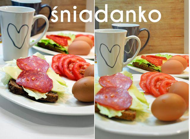 Vaneska Fit Barcelona: Fit Śniadanie - Jajka na miękko z pieczywem razowy...