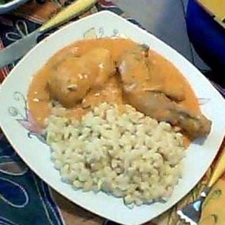 Paprikás csirke galuskával Recept képpel -   Mindmegette.hu - Receptek