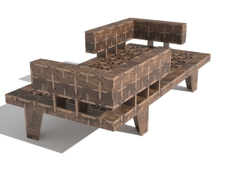 CNC furniture plans