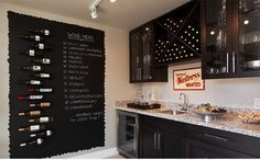 Comment installer un tableau noir dans la cuisine?   BricoBistro
