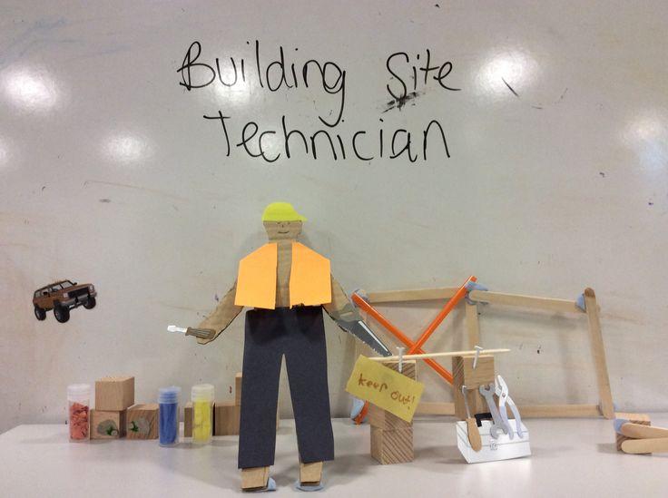 Imad (15 yo), Westminster Academy, Building Site Technician