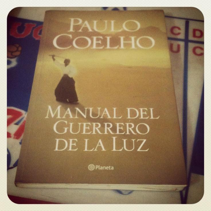 Manual del Guerrero de la Luz - Paulo Coelho.