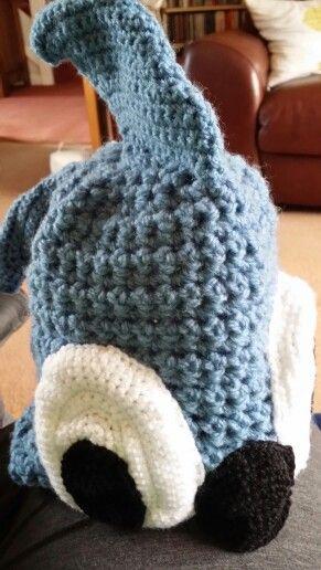 Sonic hat I crochet