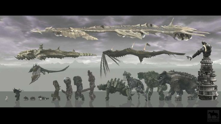 shadow of the colossus - Google Search