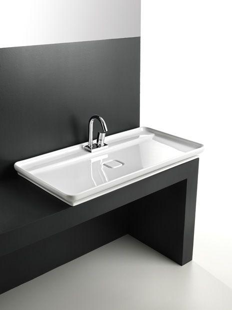 Naked, design Meneghello Paolelli Associati #lavabo #washbasin #design