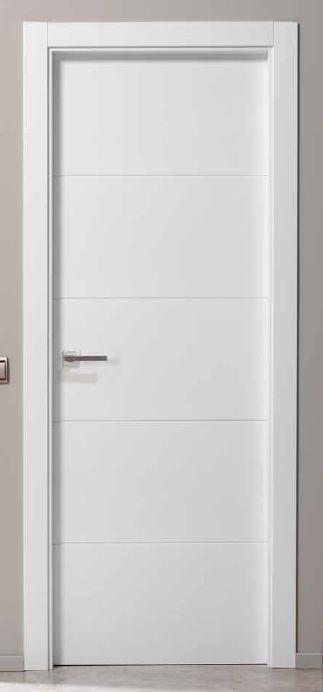 M s de 1000 ideas sobre puertas lacadas en pinterest - Puertas blancas lacadas precios ...