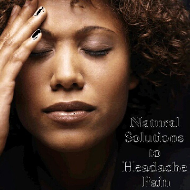 Got a #headache try this amazing & simple technique to stop your #pain now http://www.back-pain-advisor.com/head.html