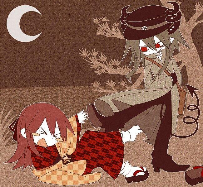 Pin de Tarnoon Suchadpong em Artists Rpg, Anime, Imagens