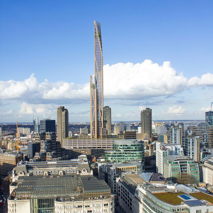 wooden skyscrapers: a roundup of tall timber buildings