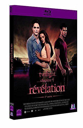 Twilight – Chapitre 4 : Révélation, 1e partie [Blu-ray]: Bella Swan et Edward Cullen sont unis par les liens du mariage et partent en lune…