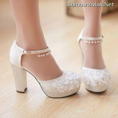 zapatos de novia cómodos y elegantes | mis 15 | zapatos de novia