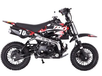 "DIR050 110cc Dirt Bike Automatic Transmission, Front/Rear Hydraulic Disc/Drum Brakes, 10"" Wheels, Seat Height 26"" . $609.00"