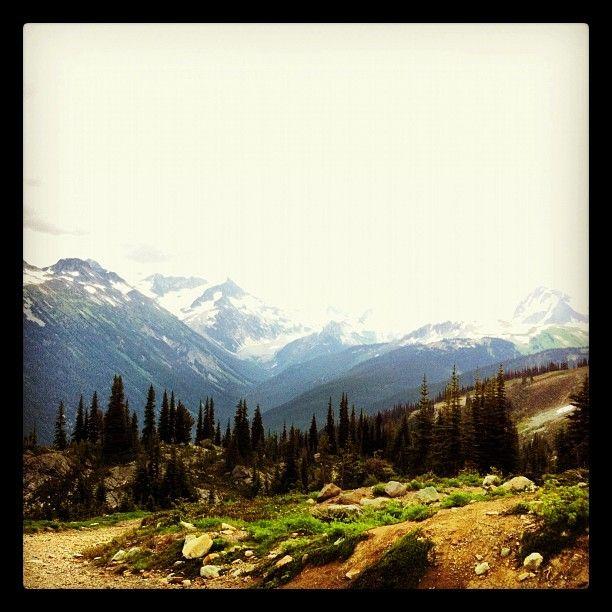 The Rockies  Photo by Melissa Hetu