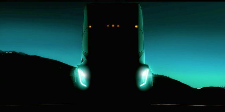 Elon Musk: Tesla's semitruck can be driven around 'like a sports car' http://ift.tt/2oGg7bp