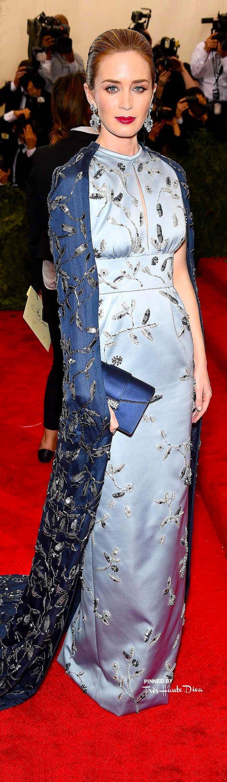 Emily Blunt in Prada ♔ Très Haute Diva ♔