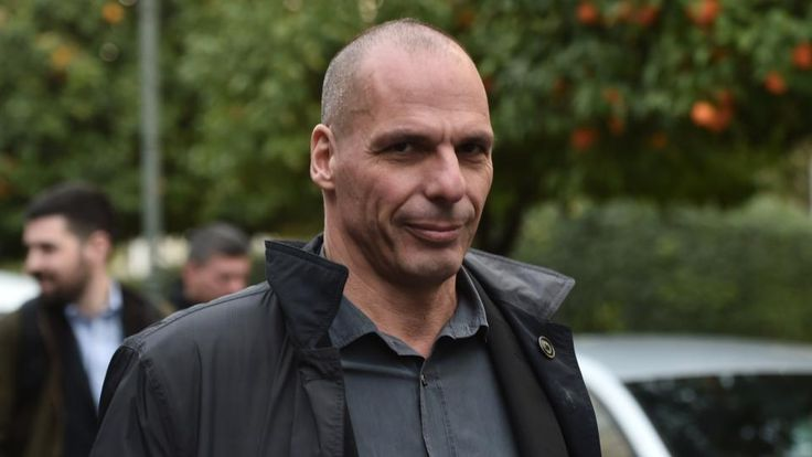 New Greek finance minister defies the stereotype