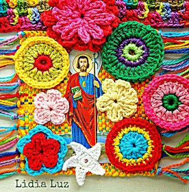 Lidia Luz: Viva São Judas!