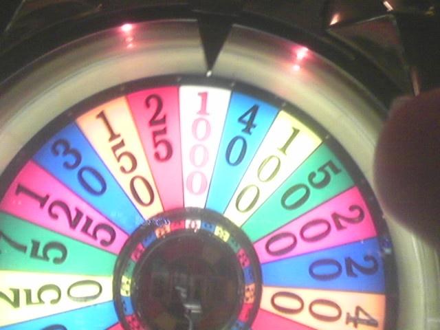 Wheel of Fortune $1000