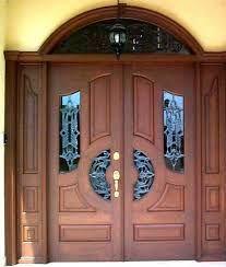 resultado de imagen para puertas principales de madera