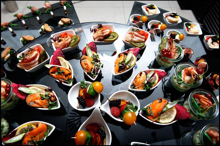 We also cater for all kinds of events.