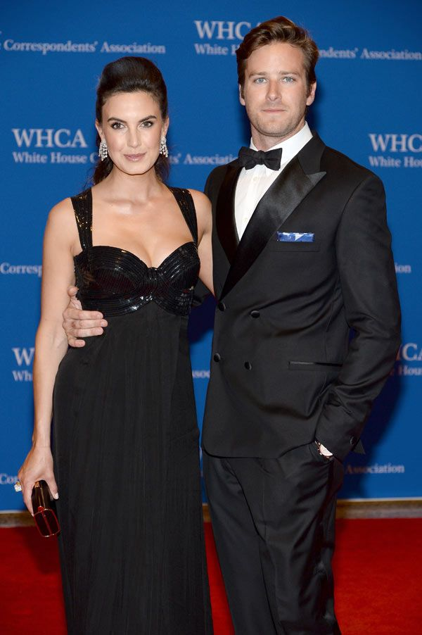 Armie Hammer's Wife Elizabeth Chambers Is Pregnant Congrats
