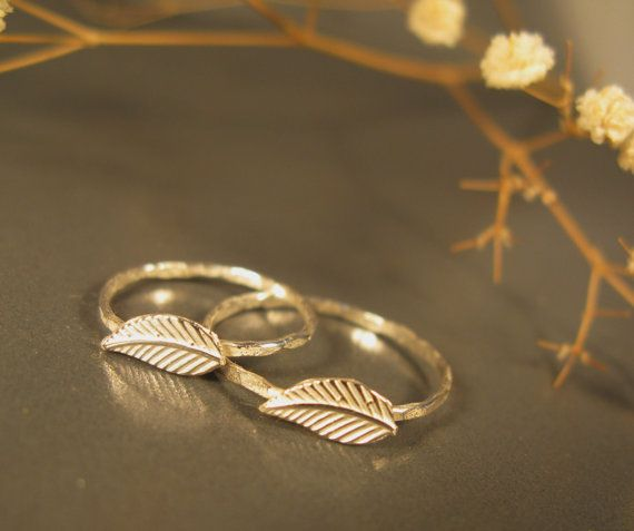Mother daughter rings, best friends rings, sister rings, friendship rings, set of 2 on Etsy, $46.00